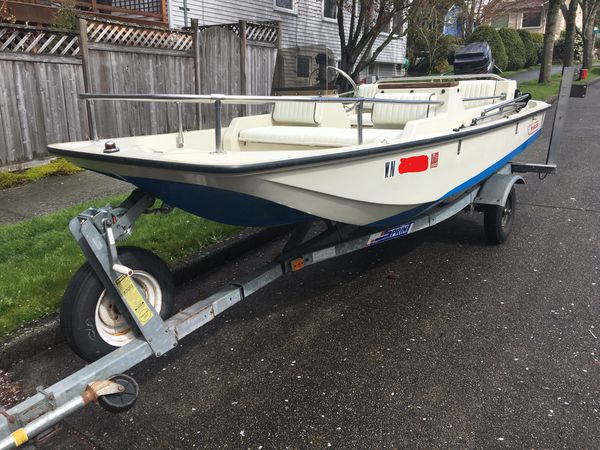 Boston whaler super sport limited