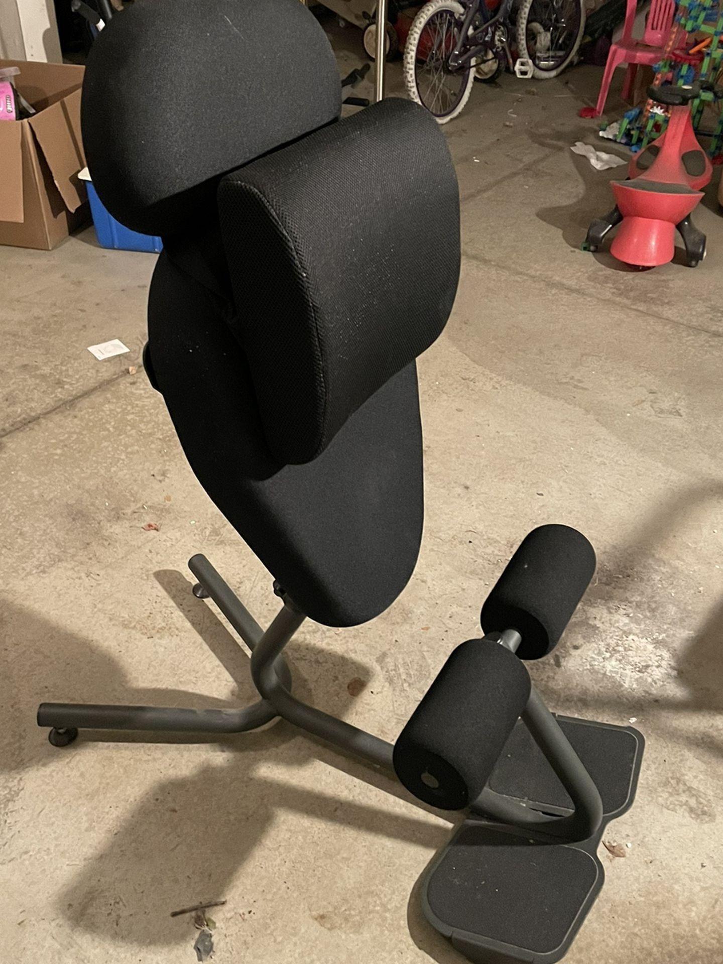 Knee Chair