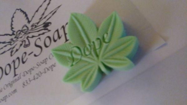 Minty Leaf Dope-Soap, Hemp Bar Soap, 0-THC for Sale in Tucson, AZ - OfferUp