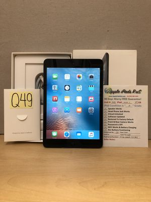 Q49 - iPad mini 1 64GB for Sale in Los Angeles, CA