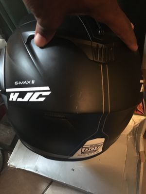 HJC Motorcycle Helmet for Sale in Austin, TX