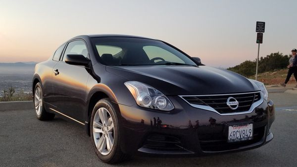 Selling my fav - 2011 NISSAN ALTIMA COUPE 2.5S (Cars & Trucks) in ...