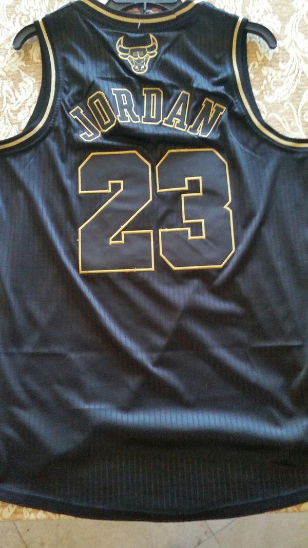 JORDAN BLACK NBA BULLS THROWBACK JERSEY (Clothing   Shoes) in Fort  Lauderdale b655ee7e9