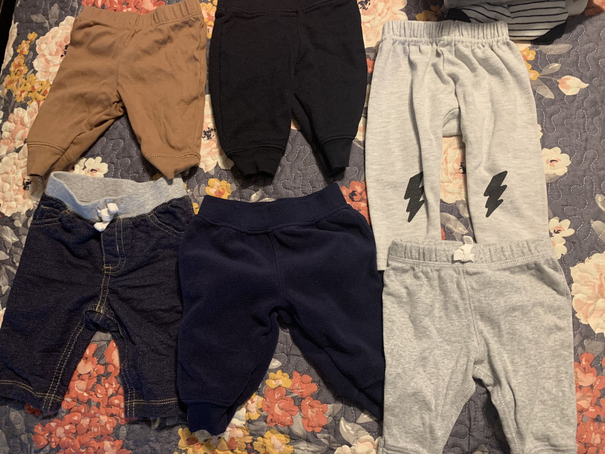 Baby Boy Clothes 0-3 Months
