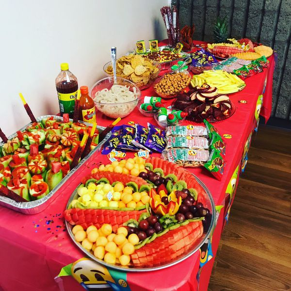 Mexican fruit table (General) in Los Angeles, CA - OfferUp
