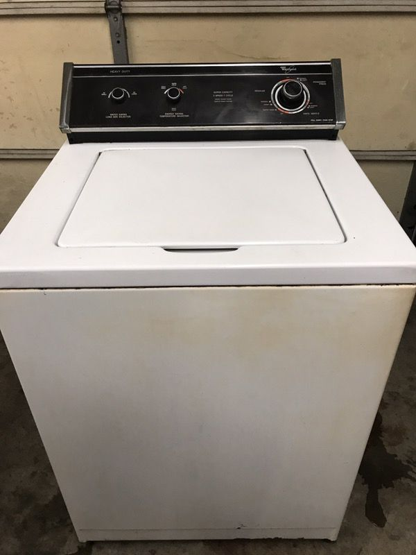 Older Whirlpool Washer Cheap For Sale In Louisville Ky