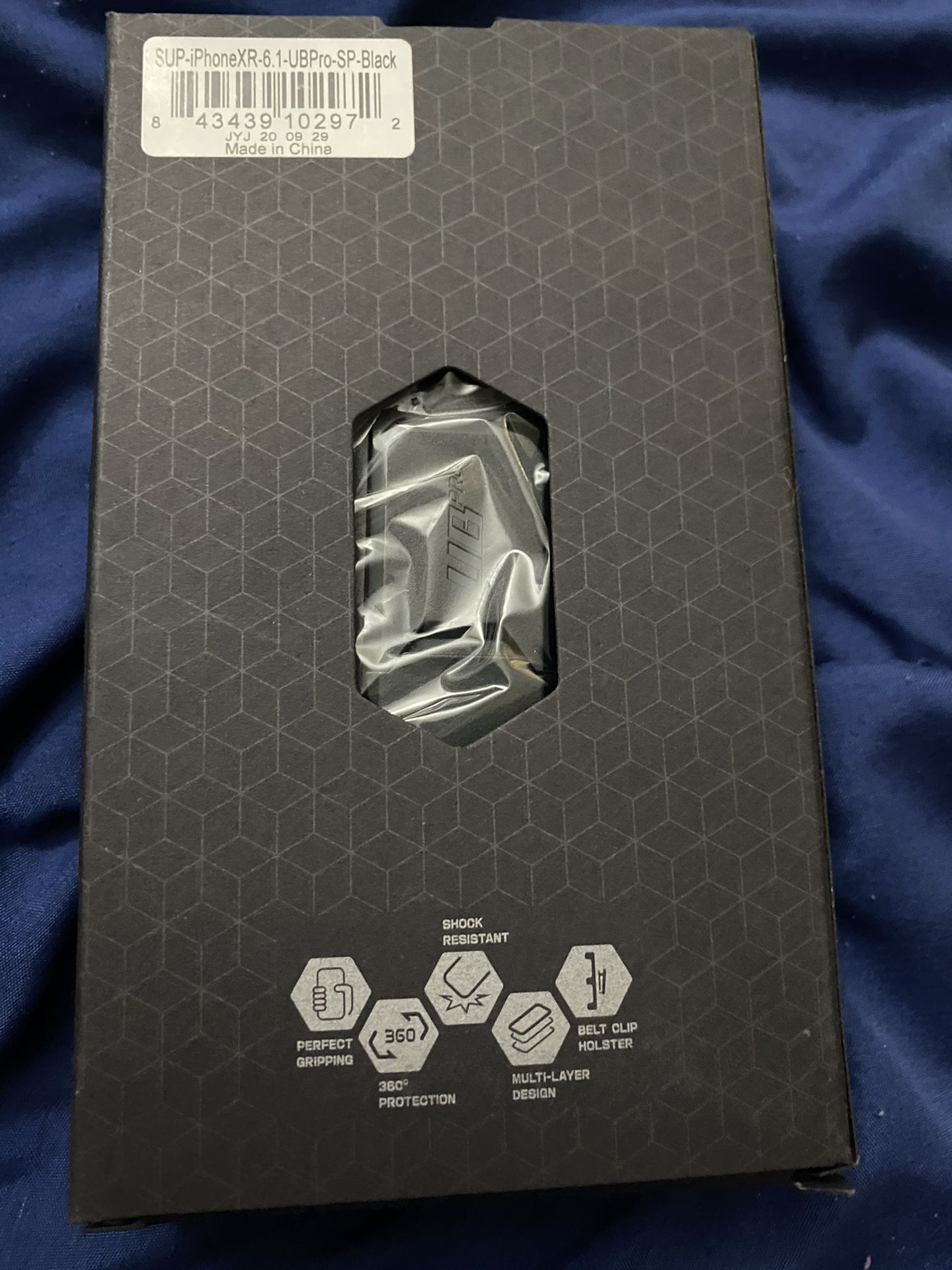 SUPCASE Unicorn Beetle Pro For iPhone XR