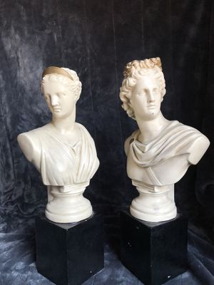 Apollo And Diana, Roman God And Goddess for Sale in Pittsburgh, PA