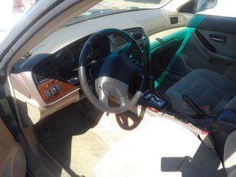 2002 Subaru Outback Thumbnail