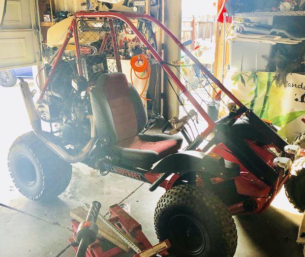 Go Kart Buggy Honda Odyssey 600cc For Sale In Manteca Ca Offerup