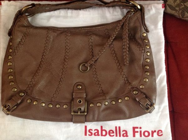 51283bb0d2e6 Authentic Isabella Fiore Audra Hanbag for Sale in San Diego