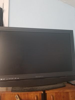 42 inch Olevia TV best offer for Sale in Cleveland, OH