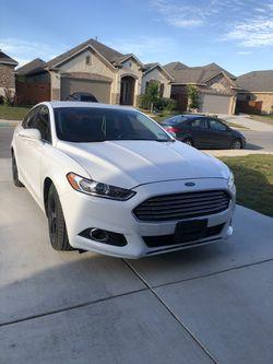 2016 Ford Fusion Thumbnail