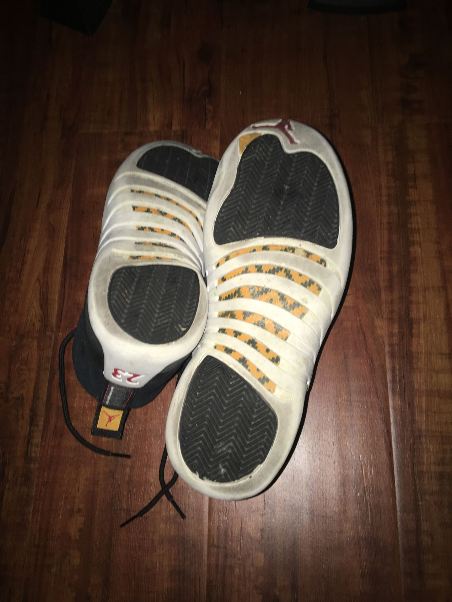 Jordan 12 size 9