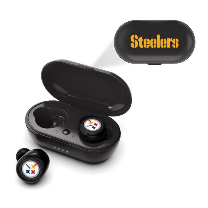 Pittsburgh Steelers True Wireless Bluetooth Earbuds