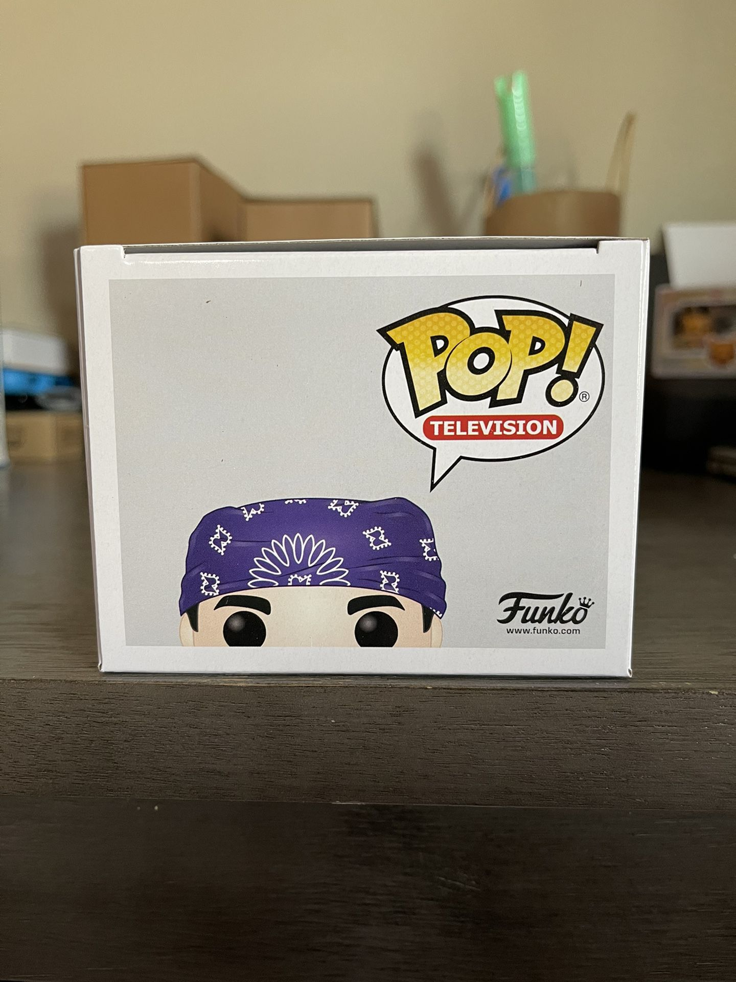Prison Mike Hot Topic Exclusive