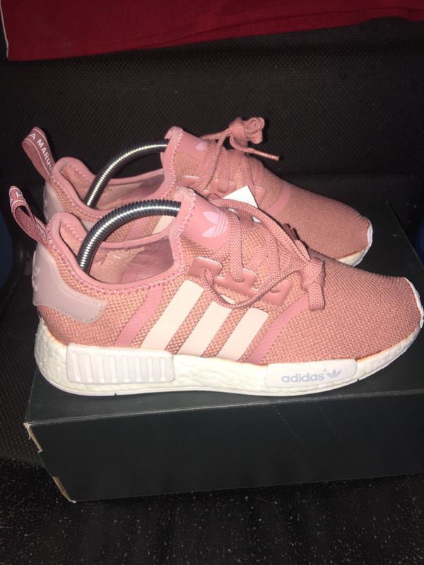 quality design bc80c 2a290 ... promo code adidas nmd salmon pink mens size 8 for sale in santa ana ca  offerup