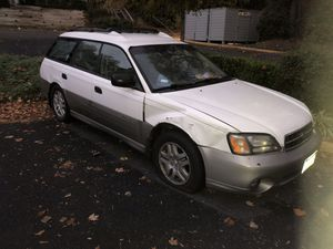 2001 Subaru Outback awd for Sale in Alexandria, VA