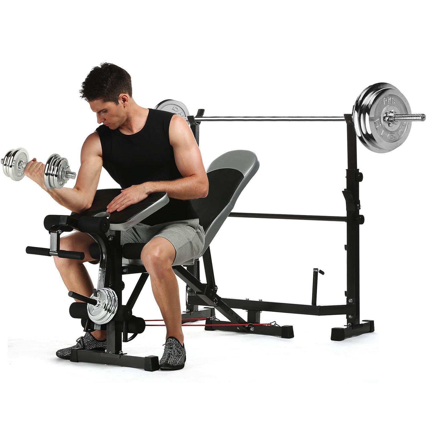 Brand new Olympic weight bench