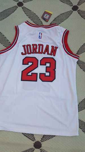the latest 0c123 0c604 Brand new Chicago Bulls Michael Jordan jersey. for Sale in Oak Park, IL -  OfferUp