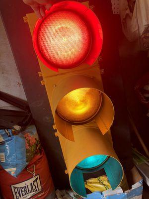 Traffic Light For Sale >> Huge Street Light Stop Light Traffic Light For Sale In San