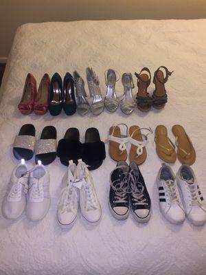 Bundle of shoes for Sale in Salt Lake City, UT
