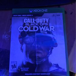 Call Of Duty Black Ops Cold War Thumbnail