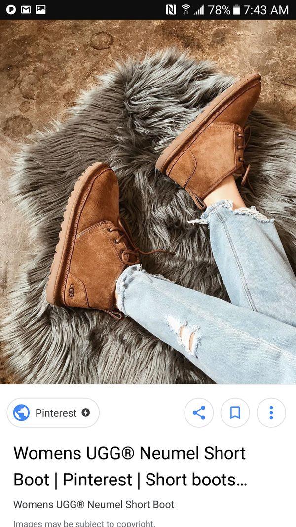 womens ugg neumel boots