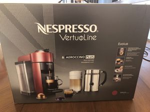 NESPRESSO and AROCCINO PLUS for Sale in Rockville, MD