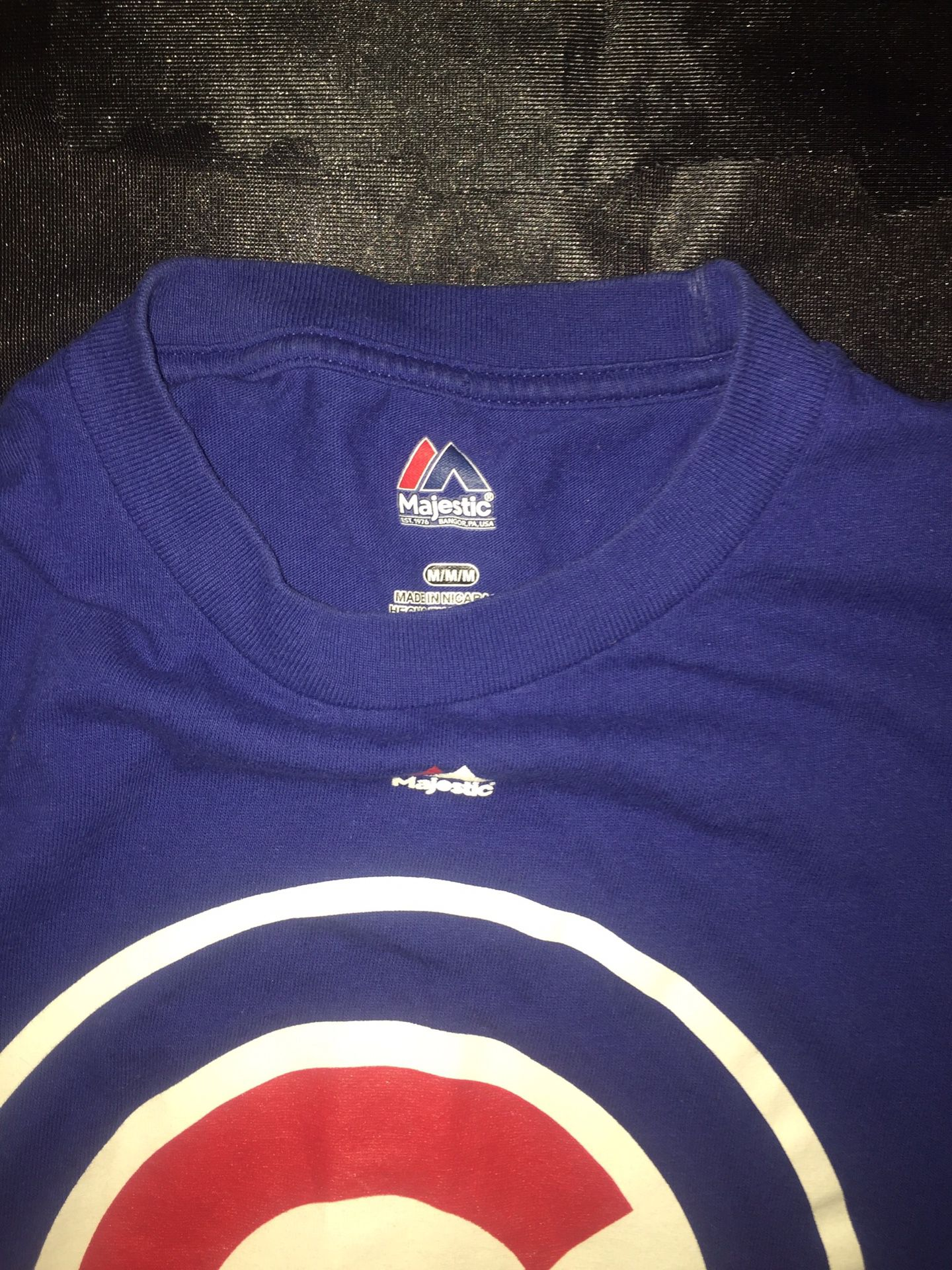 Majestic MLB Chicago Cubs