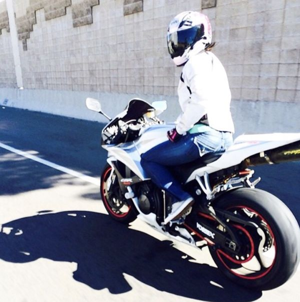 2007 Honda Cbr600rr White And Silver For Sale In Trabuco Canyon Ca