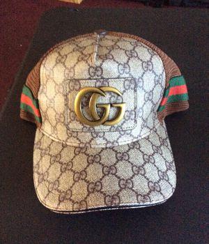 7a47e3d1043b80 New and Used Gucci hat for Sale in Stockton, CA - OfferUp