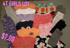 Photo Girls 4t lot