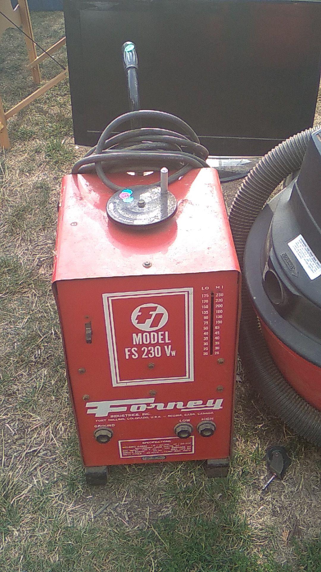 Forney welder