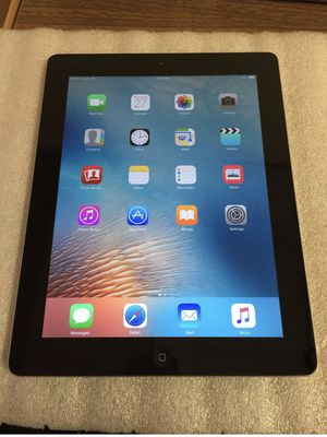 iPad Three Third Generation 32GB Storage with Charger for Sale in Orlando, FL