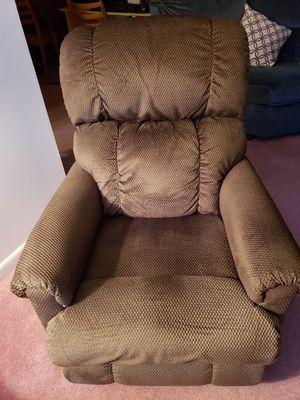 LazyBoy rocker/recliner, brown for Sale in Westminster, MD