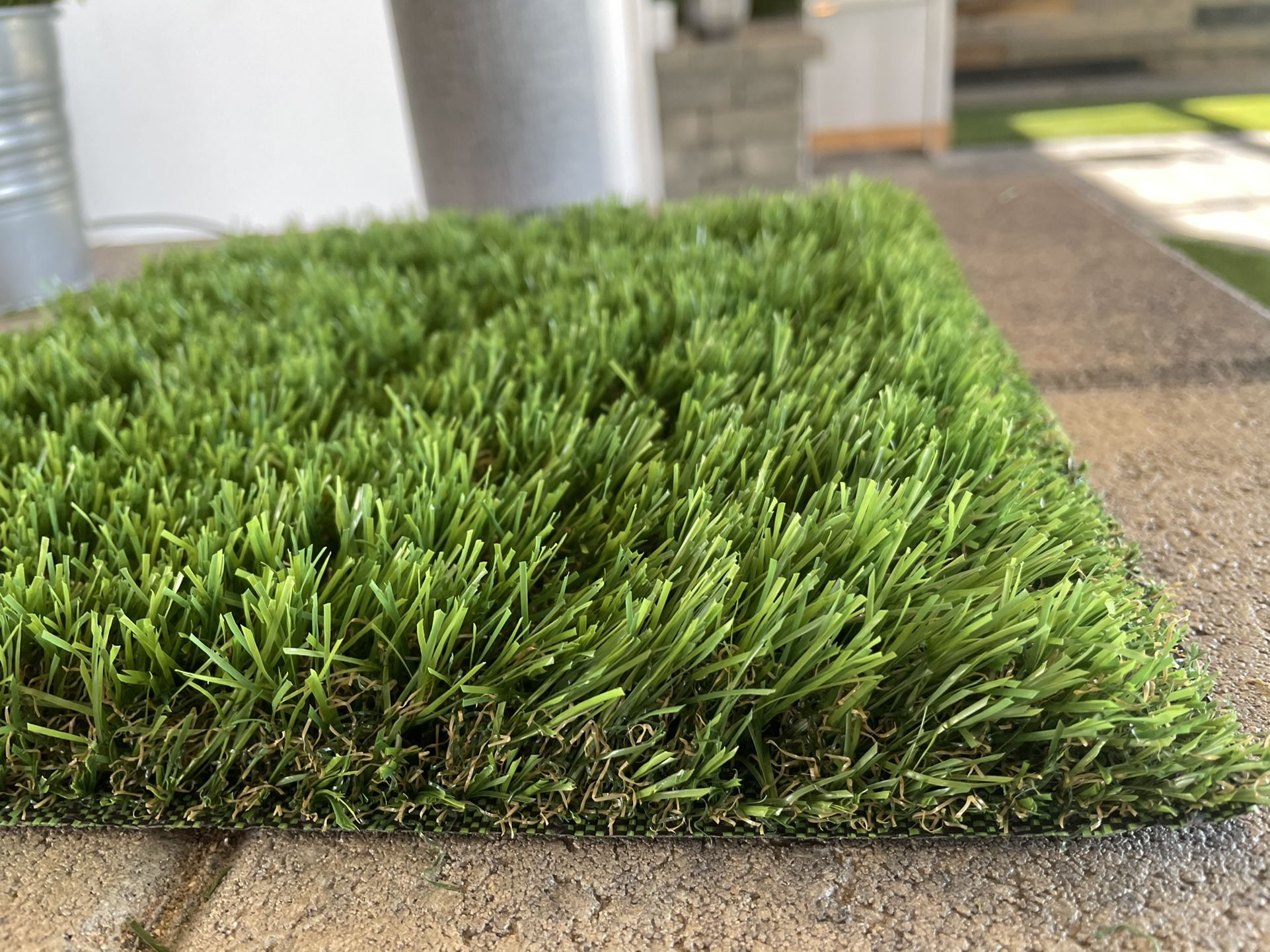 1200sf Roll Of Artificial Grass Synthetic Turf