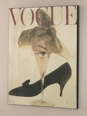 Vintage Vogue Picture for Sale in Washington, DC