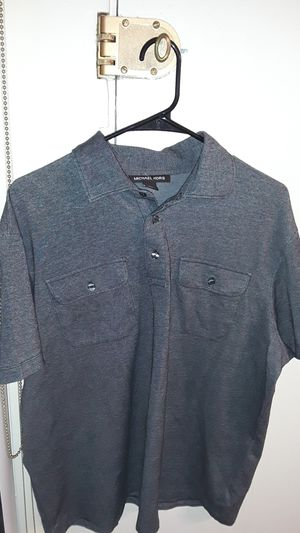 Men's Michael Kors Polo Shirt XL for Sale in Chillum, MD