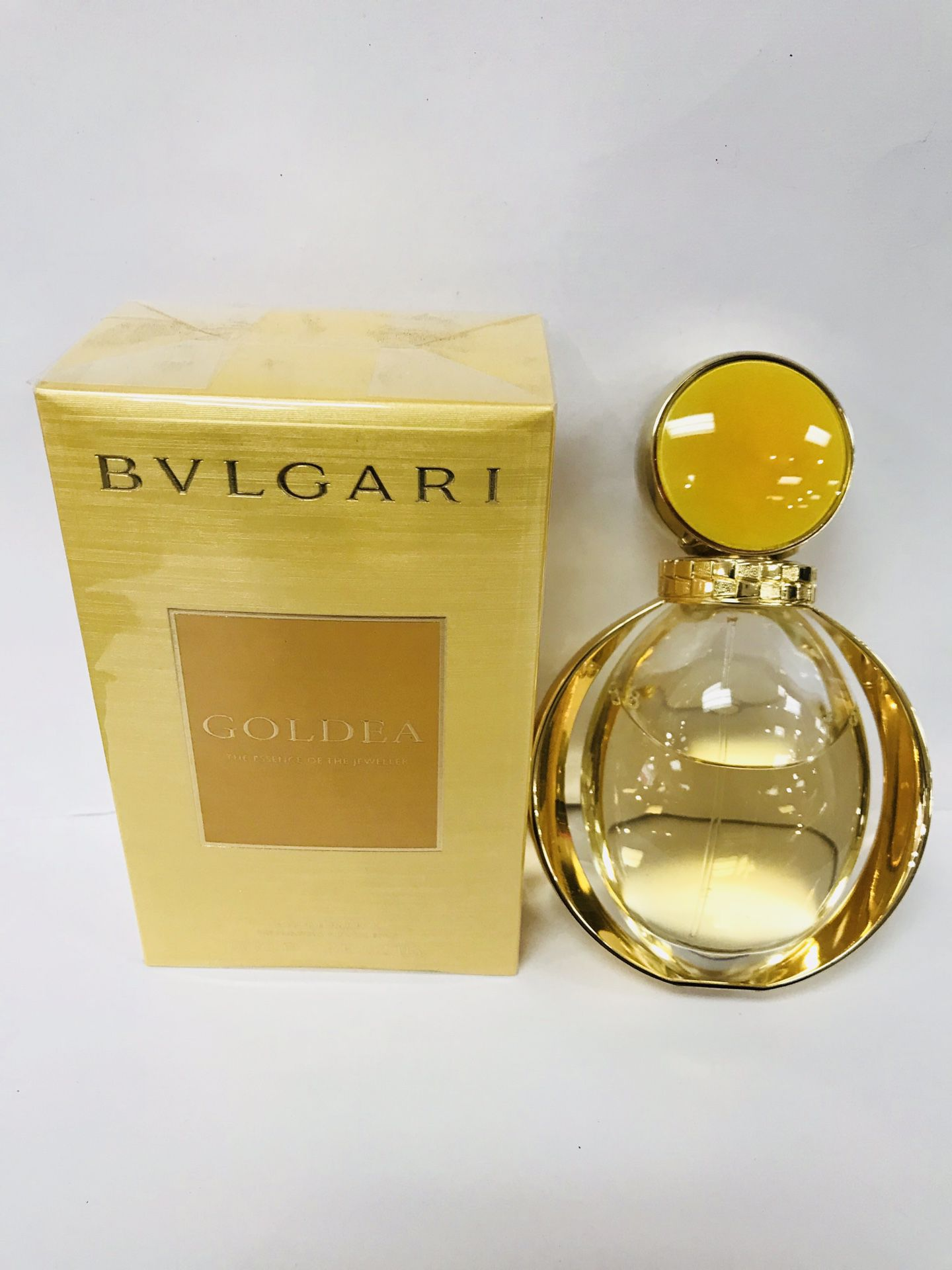 100 % authentic BVLGARI GOLDEA PERFUME FOR WOMEN. ORIGINAL BRAND NEW IN THE BOX