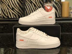 Photo Nike Air Force One Supreme