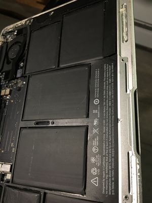 MacBook AIR battery 2013 for Sale in Boston, MA