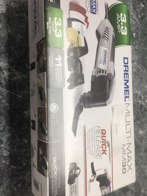 Dremel MM30 multi max for Sale in Chevy Chase, MD