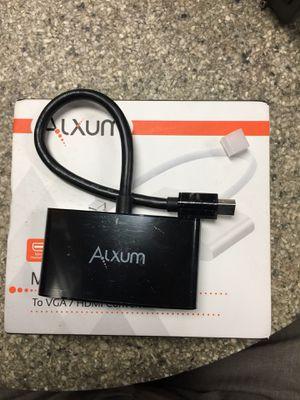 mini display port Mac to HDMI VGA for Sale in Miami, FL