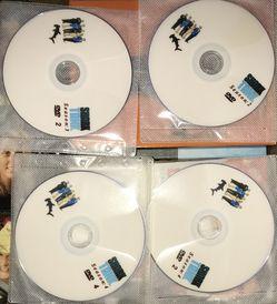 TV Show/Series DVDs Multiple Seasons Thumbnail