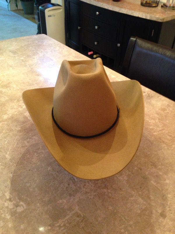 e5b477c84cb4e Stetson Hats 4X Beaver Felt Cowboy Hat for Sale in Loganville