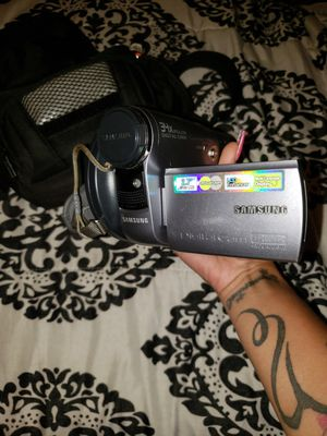 samsung camcorder no charger for Sale in Detroit, MI