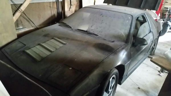2 Fiero project cars with GT40 kit for Sale in Kingston, IL - OfferUp