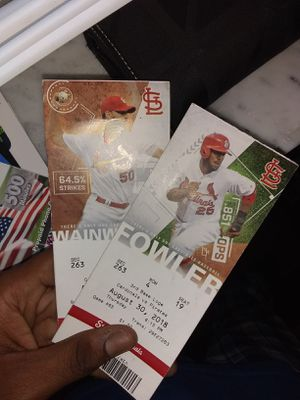 Saint Louis cardinal tickets for Sale in St. Louis, MO
