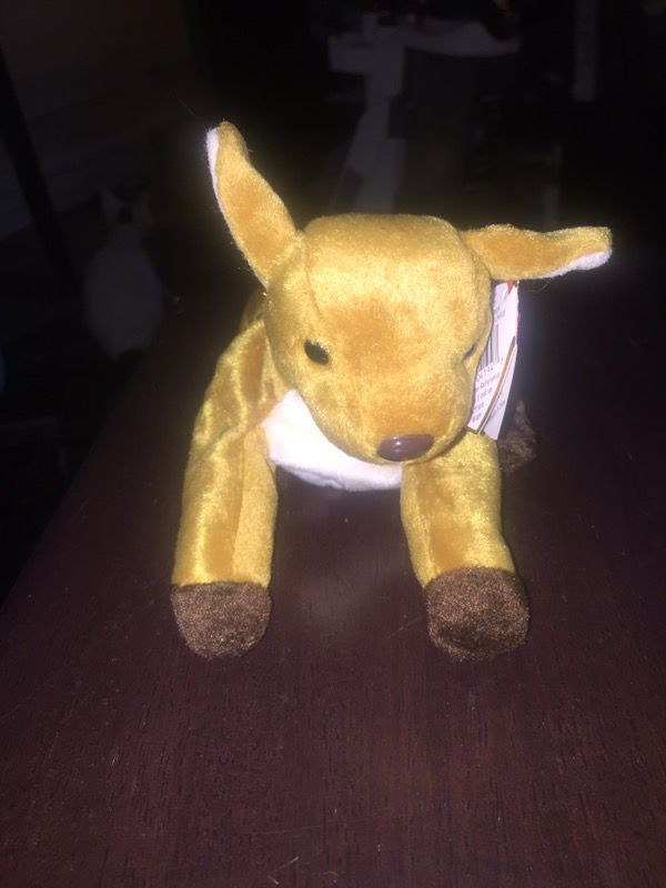 c9f41d15e31   Rare TY Beanie Baby  Whisper Beanie Baby for Sale in New York